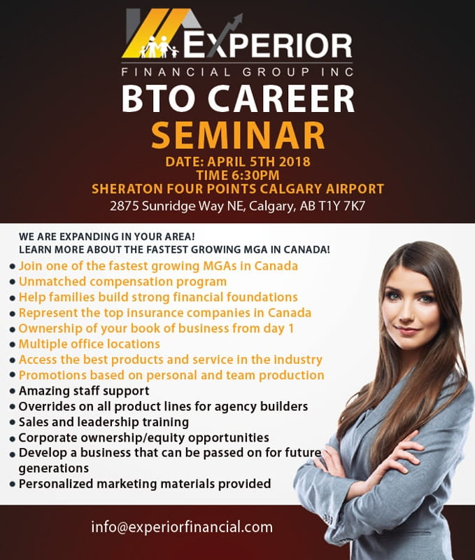 Financial Services Career
